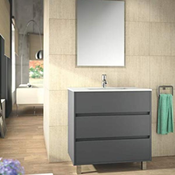 Mobile Bagno grigio | CANTIANI